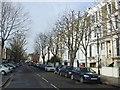 TQ2479 : Russell Road, Kensington by Malc McDonald