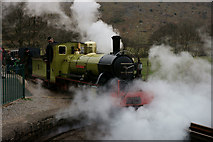 NY1700 : Arrival at Dalegarth by Peter Trimming