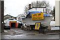 TQ1369 : Hampton Tyres by Martin Addison