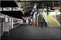 TQ2775 : London Overground, Clapham Junction by Martin Addison