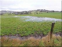 H5575 : Flooding, Altdrumman by Kenneth  Allen