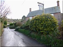 ST7807 : Ibberton, The Crown Inn by Mike Faherty