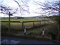 TM4062 : Footpath to Workhouse Lane by Adrian Cable