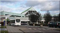 NT1772 : Gyle Centre by Anne Burgess