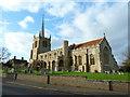 TL2744 : St Mary's Church, Guilden Morden by Alexander P Kapp