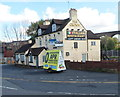 SO8374 : The Crown for sale, Kidderminster by Jaggery