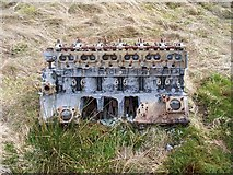 NS6682 : Fairey Firefly Wreckage - Image #5 by James T M Towill