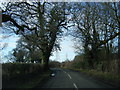 SJ3674 : Rectory Lane and pylons by Colin Pyle
