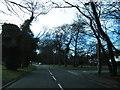 SJ3676 : Ledsham Road/Hillcrest Road junction by Colin Pyle