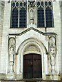 TL1314 : Our Lady of Lourdes Church by Thomas Nugent