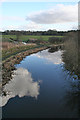 NT1070 : Union Canal near Birdsmill by Anne Burgess