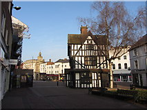 SO5140 : The Old House, Hereford by Gareth James