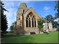 NT4175 : Seton Collegiate Church From The South by Rude Health