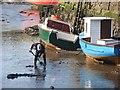 NZ3376 : Seaton Sluice Harbour by Oliver Dixon