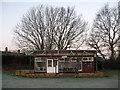 TQ1715 : Cricket Pavilion, Ashurst Recreation Ground by Simon Carey