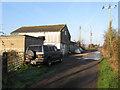 TQ1914 : Former Dairy near Upper Northover Farm by Simon Carey