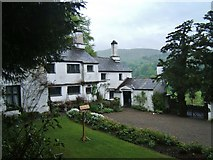 NY4002 : Townend near Troutbeck by Barbara Carr