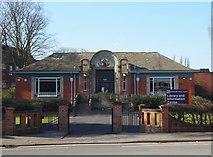 SK4933 : The Library, Long Eaton, Derbys. by David Hallam-Jones