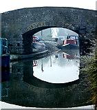 N9830 : Canal Bridge at Hazelhatch by MBE21