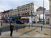 C4317 : Victoria Market, Derry / Londonderry by Kenneth  Allen