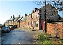 SK8101 : Belton-in-Rutland: Church Street by John Sutton