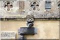 TL9361 : St Ethelbert, Hessett - Grotesque by John Salmon