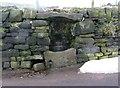 SE0223 : Trough, Mirey lane by Humphrey Bolton