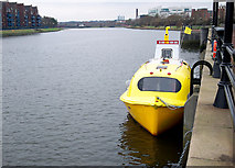 J3473 : Former ship's lifeboat, Belfast by Rossographer