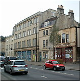 ST7565 : Derelict and empty premises, London Road, Bath by Jaggery