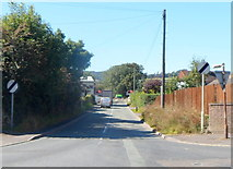 SO4383 : Long Lane, Craven Arms by Jaggery