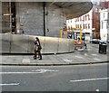 SJ8498 : Arndale/Shudehill corner by Gerald England
