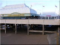 ST3049 : Short Pier by Gordon Griffiths