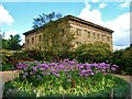 NZ0878 : Belsay Hall, Northumberland by Barbara Carr