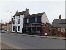 SK5993 : Street properties - Tickhill by Richard Hoare