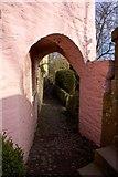 NZ2115 : Teesdale Way, Piercebridge by Paul Buckingham