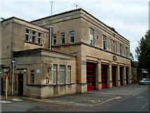 ST7565 : Bath Fire Station by Jaggery