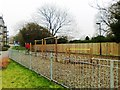 TQ2672 : Play area rear of Elliot House by Alex McGregor