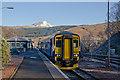 NN3825 : Oban - Glasgow train at Crianlarich by The Carlisle Kid