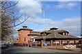 SO9097 : Buddha Vihara in Merridale, Wolverhampton by Roger  Kidd