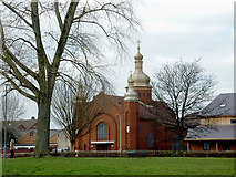 SO9098 : Particular Ukrainian Catholic Church in Wolverhampton by Roger  Kidd