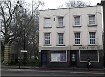 TQ3479 : Scout House, Jamaica Road SE16 by Robin Sones