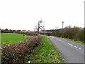 TL1243 : Bedford Road towards Cardington by Andrew Tatlow