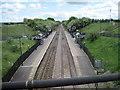 NZ4211 : Yarm railway station by Nigel Thompson