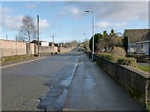 NS3980 : Auchincarroch Road by Lairich Rig