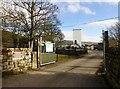 NY6727 : Knock Christian Centre by Rude Health