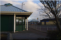 SD4364 : Morecambe Bus Station by Ian Taylor