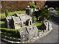 SY9582 : Corfe Castle: the church in the model village by Chris Downer