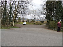 NX4355 : Car Park at Wigtown by Billy McCrorie