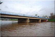 SX9192 : Exe Bridge South by N Chadwick
