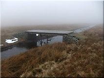 NY5009 : Mosedale Beck bridge by David Brown